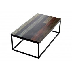 TABLE BASSE RECYCLEE - 110...